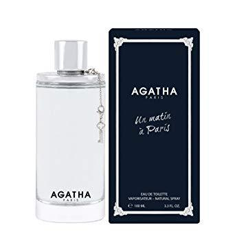 Agatha Un Matin à Paris Eau de Toilette Femme Spray 100ml